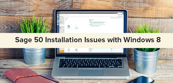sage 50 installation issues