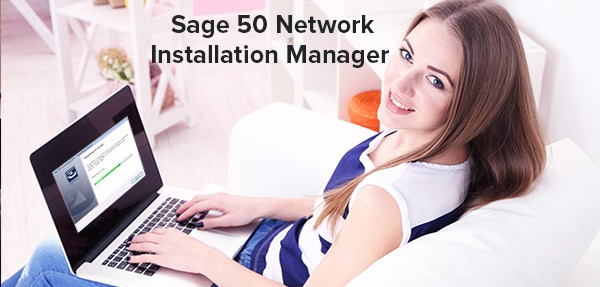 sage 50 network installation manager
