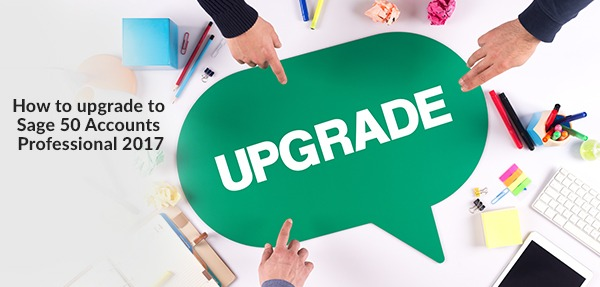 upgrade sage 50 accounts professional