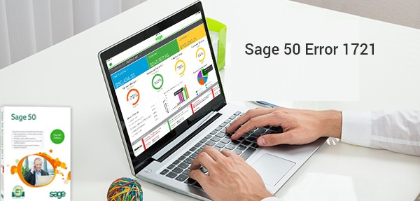 Sage 50 error 1721