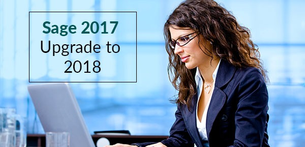 Sage 2017 Upgrade to 2018