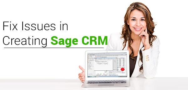 Creating Sage CRM Install Folder