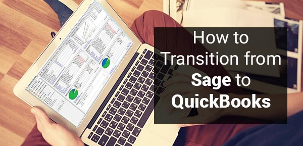 Transition from Sage to QuickBooks