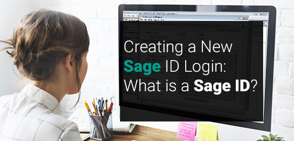 Creating a New Sage ID