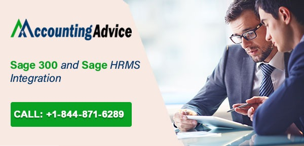Sage 300 and Sage HRMS Integration