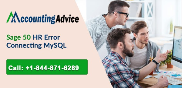 Sage 50 HR Error Connecting MySQL