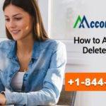 Add, Restore or Delete a Company in Sage 50