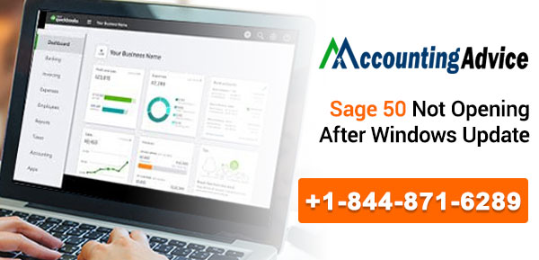 Sage 50 Not Opening After Windows Update