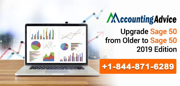 Upgrade Sage 50 from Older to Sage 50 2019