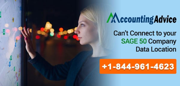 Can't connect to your sage company data location
