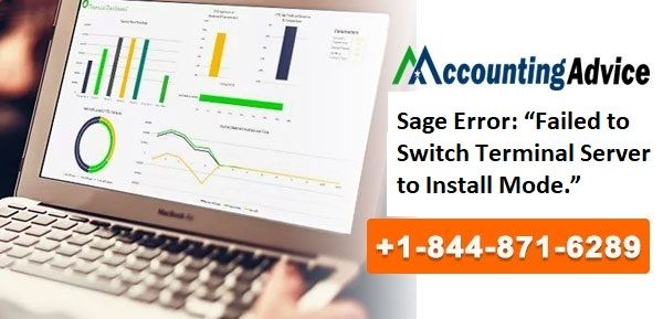 Sage Failed to Switch Terminal Server