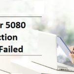 SagePay Error 5080