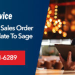 Convert From Sales Order to Invoice After Update to Sage 2019