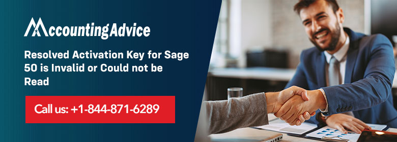 Activation Key for Sage is Invalid or Could not be Read