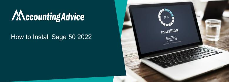 Install Sage 50 2022