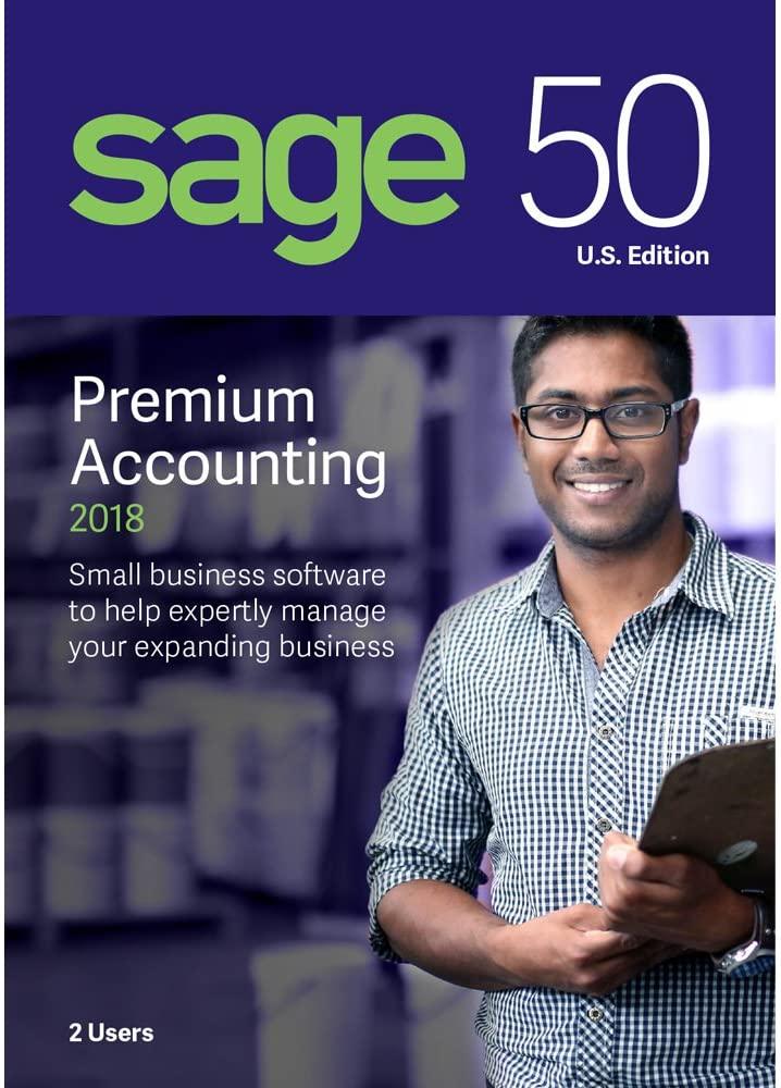 Sage 50 2018