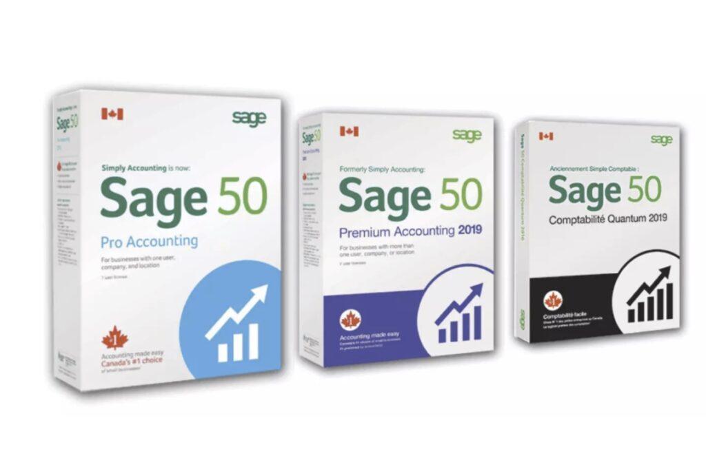 Sage 50 C.A 2021 Download