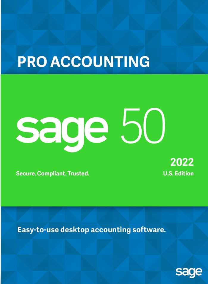 Sage 50 Pro 2022
