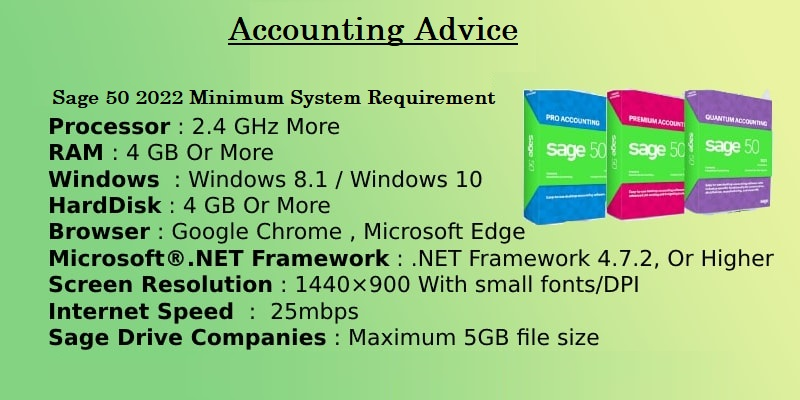 sage50 2022 system requirements