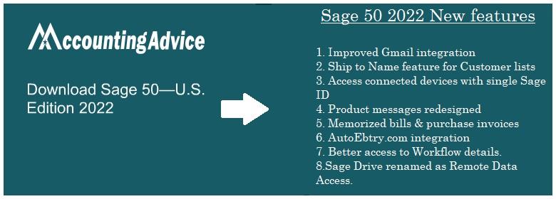 Sage 50 2022 U.S